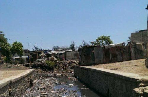 Article : Début de la saison cyclonique en Haïti : quand les autorités n'acceptent pas la réalité